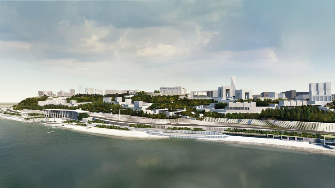 Архитекторы России показали как может выглядеть набережная в Уфе