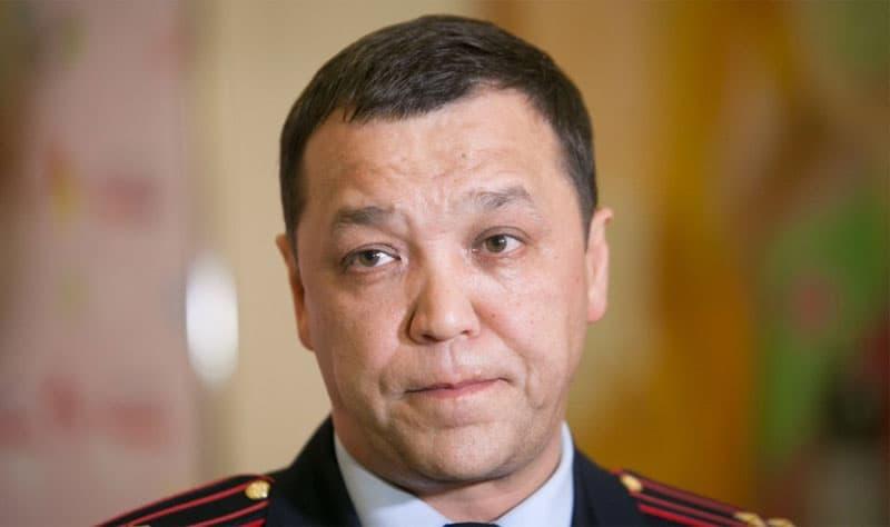 Начальник ГИБДД Башкирии Динар Гильмутдинов попросил деньги на установку 600 камер