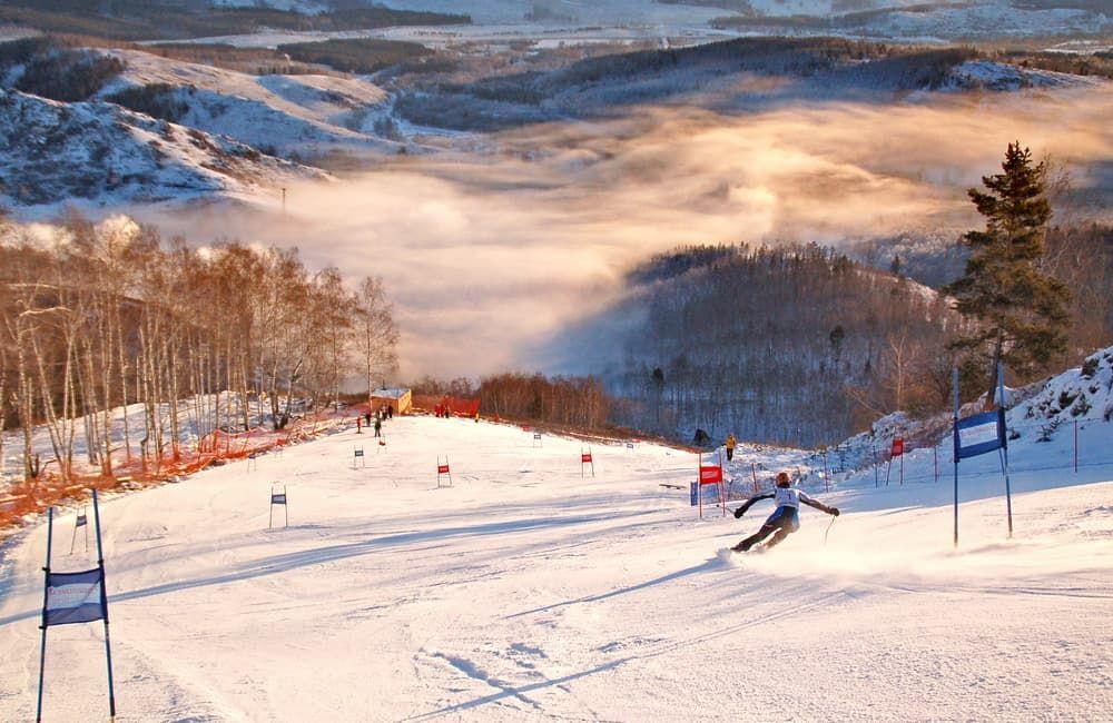 Курорт в башкирском Белорецке признали одним из лучших для старта сезона зимних видов спорта