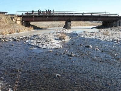 Радий Хабиров распорядился выделить средства на ремонт моста в Дуванском районе