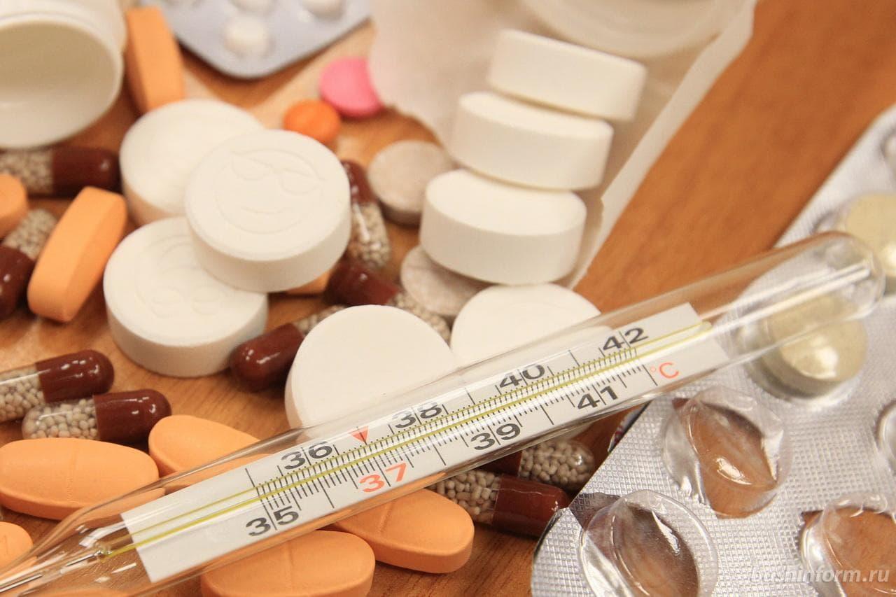 В Башкирии растет количество заболевших острыми респираторными инфекциями