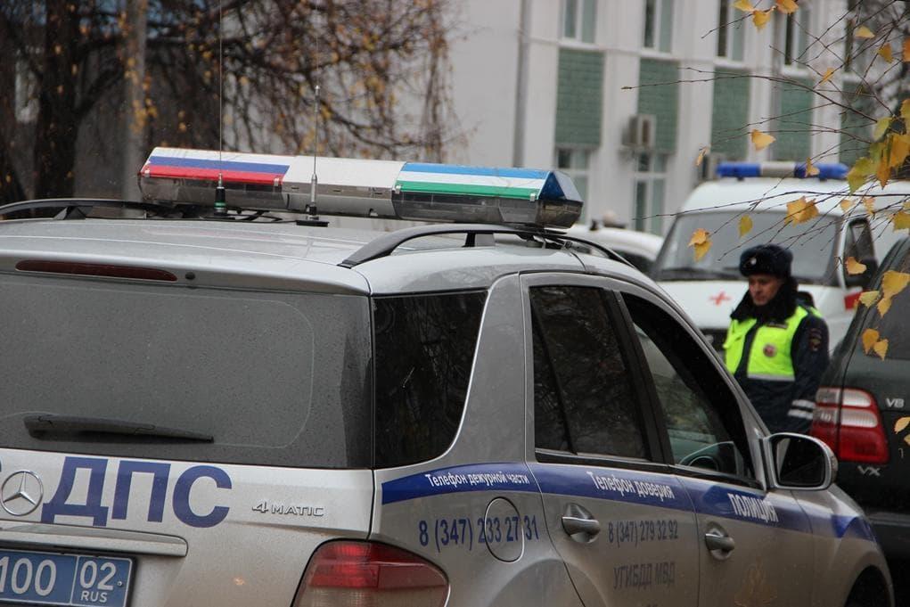 Уфа возглавила список, где чаще всего происходят ДТП