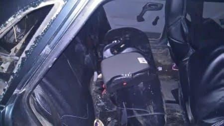 В Белорецком районе в аварии погибла четырехлетняя девочка