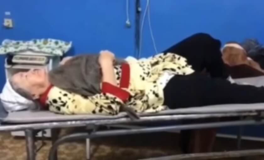 Следователи проверят Кушнаренковскую больницу, где пенсионерке наложили шину обломком швабры
