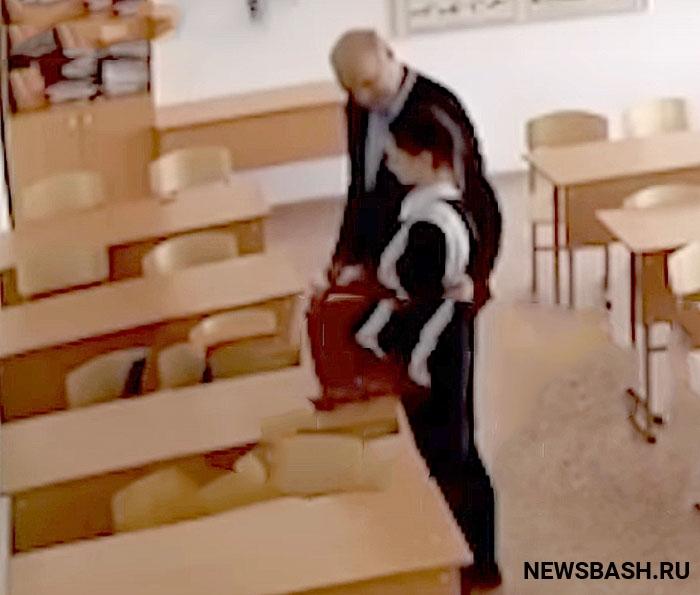 Ученики Кушнаренковской школы рассказали, что домогательства учителя истории к ученицам - не единичный случай