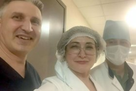 В Уфе на карантин по коронавирусу закрыли больницу №21