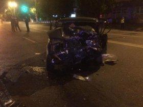 Авария в Архангельском районе: водитель ВАЗ-2110 столкнулся с попутной «Нивой»: есть пострадавшие