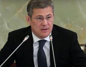 Хабиров ужесточил масочный режим среди чиновников