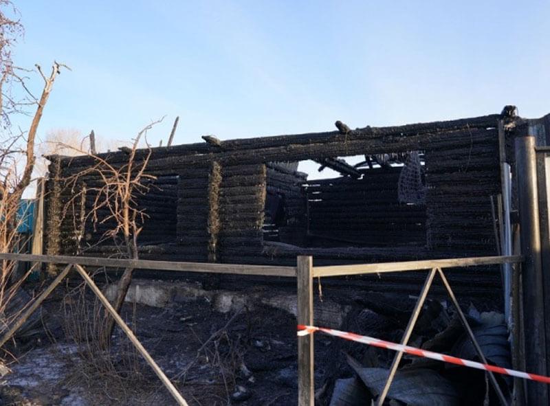 В Абзелиловском районе похоронили погибших постояльцев пансионата «Дома Милосердия»
